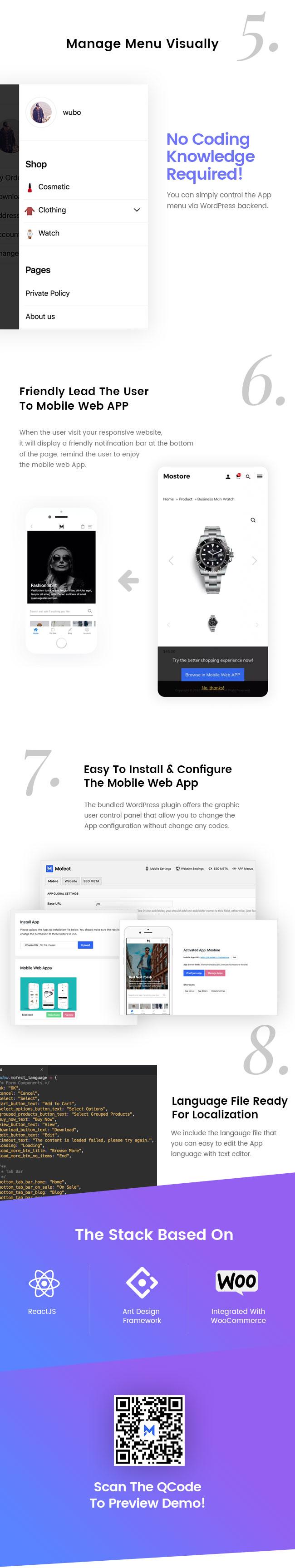 Mostore - WooCommerce Mobile Progressive Web App - 4